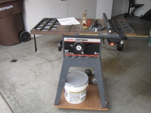 Is This An Upgrade Table Saw Woodworking Talk